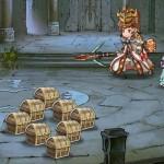 【グラブル】アヴィザおじさん倒したときは宝箱がひし形に配置されてたな
