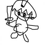 【グラブル】オークに輪姦されて腹ボテになったシャルロッテちゃんの画像ください!